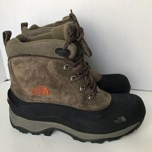 NEW Men's The North Face Chilkat Boots size 12